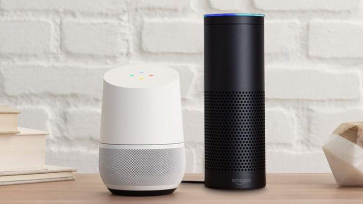 Amazon Echo V Google Home