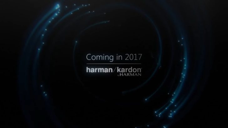 Harman Kardon + Cortana; The Perfect Blend of Premium Audio and Personal Assistance